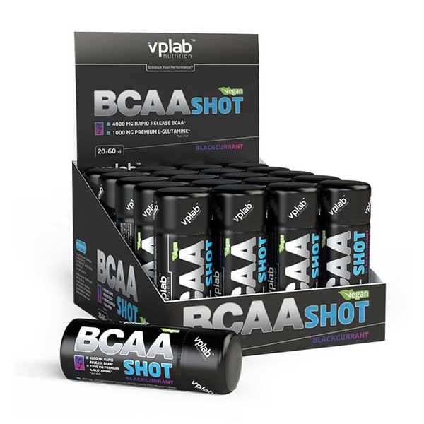 VPlab BCAA Shot 25мл 20 шт