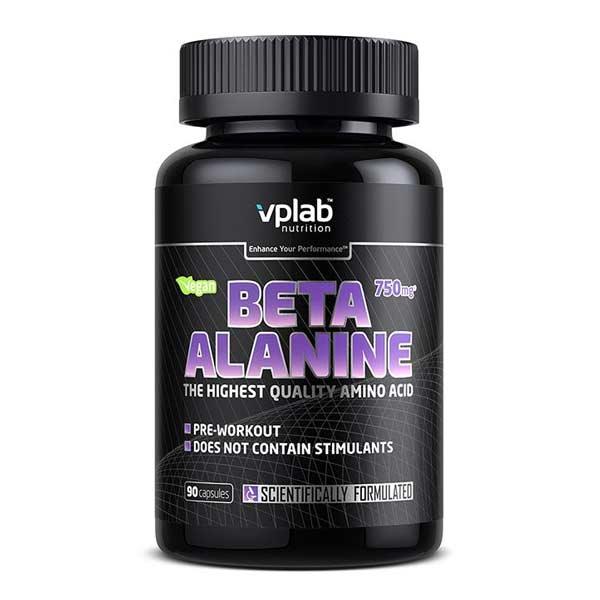 VPlab Beta Alanine 750 мг 90 капс