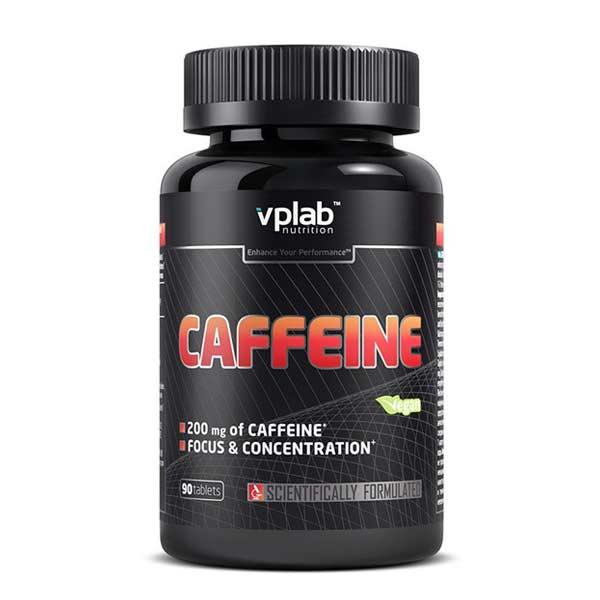 VPlab Caffeine 90 таб 200 мг