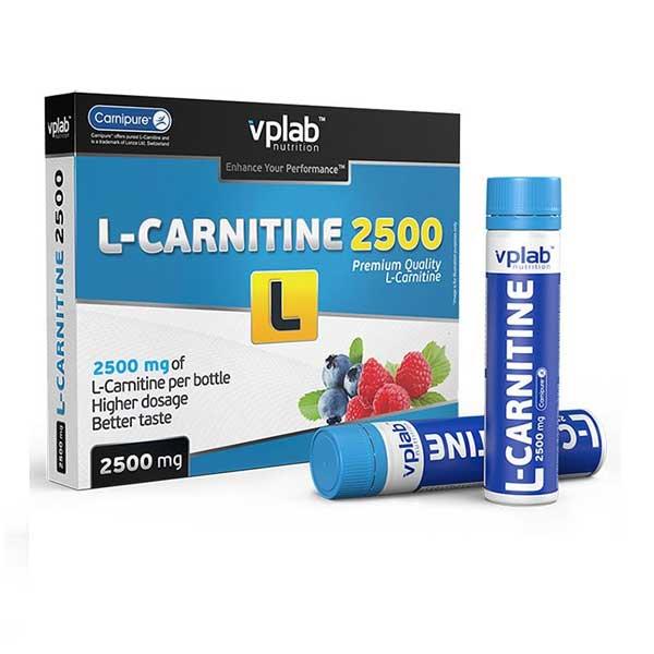 VPlab L-Carnitine 2500 мг 7 ампул
