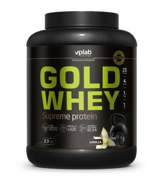 Vplab Gold Whey 2.3 кг