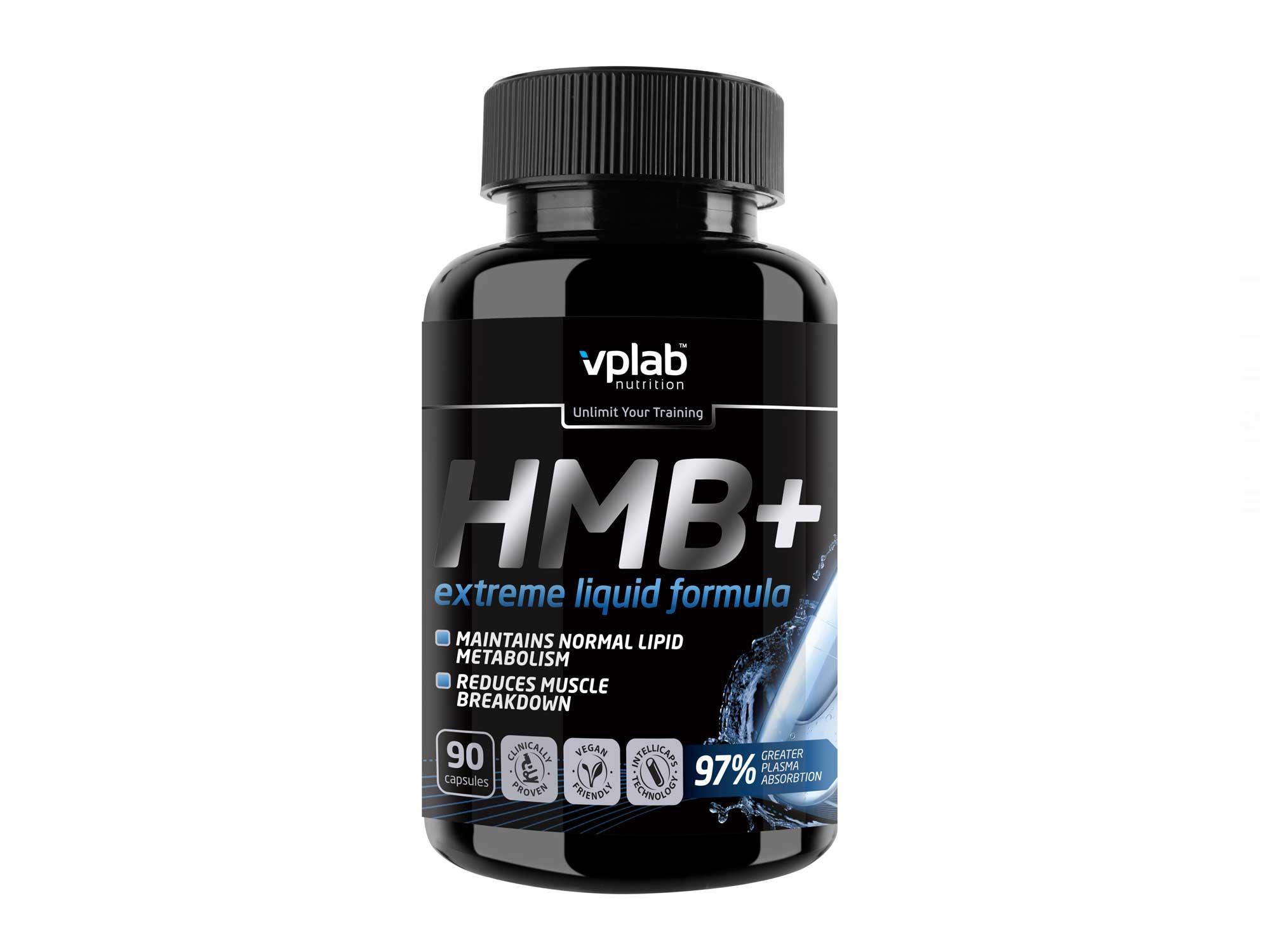 VPlab HMB+ 90 капс