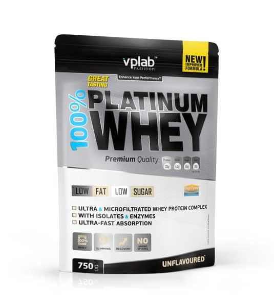 VPlab 100% Platinum Whey 750 г