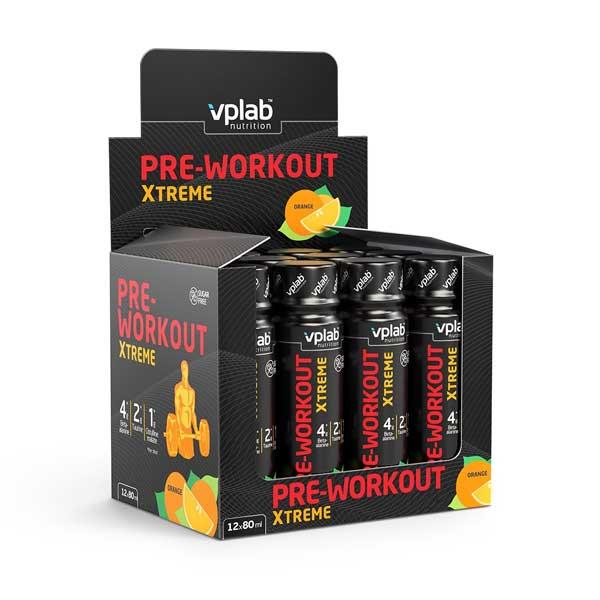 VPlab Pre Workout Extreme Shot 1 шт