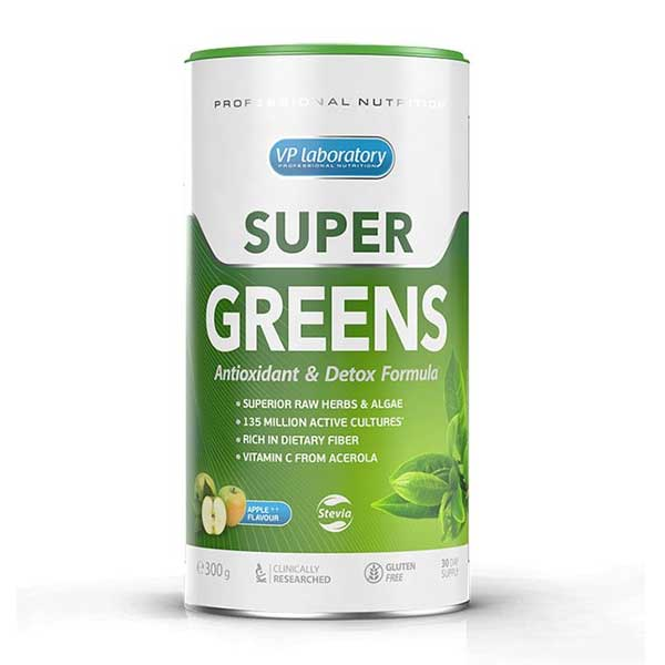 VPlab Super Greens 300г