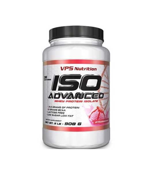 VPS Nutrition ISO Advanced 908 г
