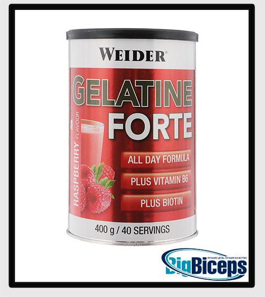 Weider Gelatine Forte (Желатин)